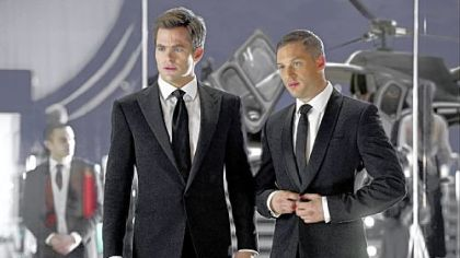 'This Means War' doesn't quite deliver as romcom or action film