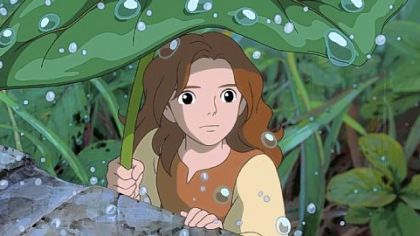 'The Secret World of Arrietty' loses something in translation