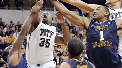 West Virginia storms past Pitt in second half