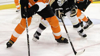 Flyers can't answer Pens in 6-4 loss