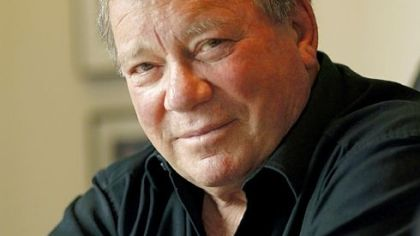William Shatner's on his own planet in a loopy Broadway show