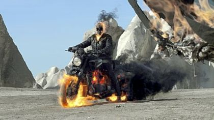 'Ghost Rider' sequel a great bad movie