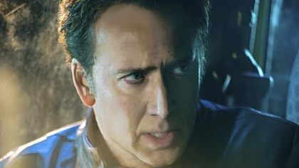 Nicolas Cage is an actor possessed