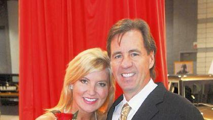 Debbie and Shawn Flaherty.