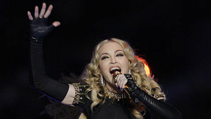Madonna schedules Nov. 6 performance at Consol