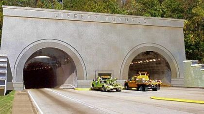 Liberty Tunnels to build on the past