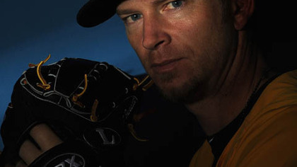 Newcomer A.J. Burnett wants to be 'unstoppable'