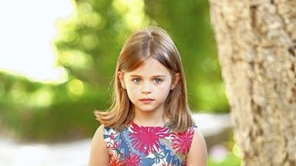 Oscar de la Renta will launch a children's line in March. Girls' clothes will range in price from $55 to $445.