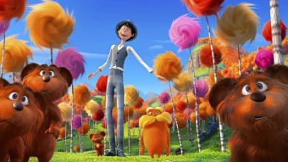 Lorax to the max