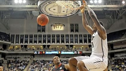 A ray of hope: Panthers win home finale against St. John's