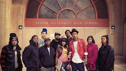 Local Scene: Wiz Khalifa buzz builds for 'Taylor Allderdice'