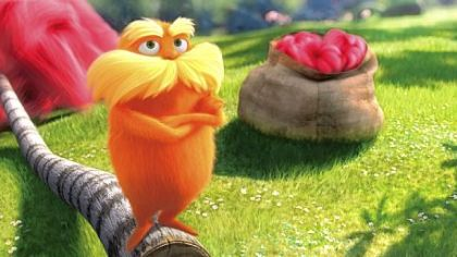 Delightful 'Lorax' addresses environmental preservation