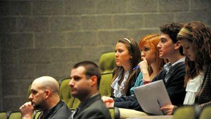 Legislators join forum calling for action on public school cuts