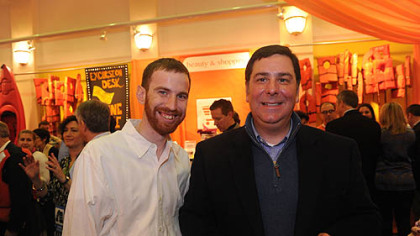 Dan Gilman and Bill Peduto.