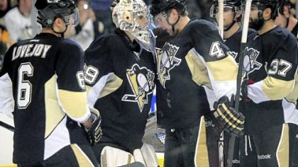 Fleury leads surge to 6th win in row