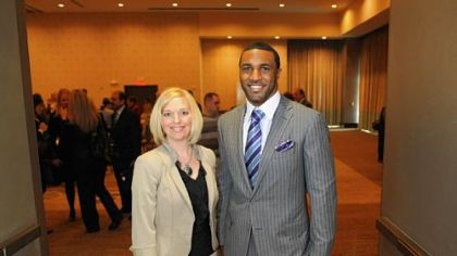 Jennifer Bayer and Ryan Mundy.
