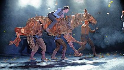 "The PNC Broadway Across America -- Pittsburgh series will bring ""War Horse"" to the Benedum in November."