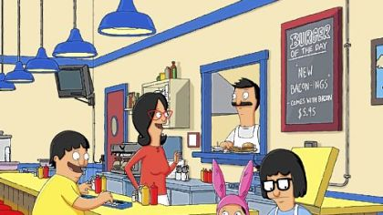 "The Belcher Family returns for a second season of ""Bob's Burgers"" Sunday night on Fox."