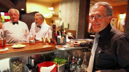 Three servers each celebrating 50 years at storied Los Angeles restaurant Taix