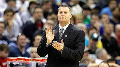 Long Island University-Brooklyn coach Jim Ferry is the leading candidate for the Duquesne vacancy.