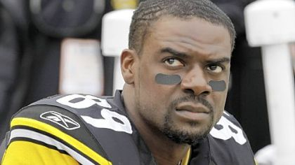 Jerricho Cotchery had 16 catches for 237 yards in 2011