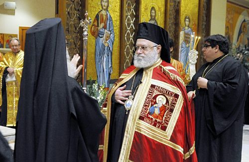 Patriarch Bartholomew II.