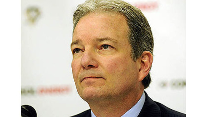 Penguins&#039; GM Ray Shero discusses the end of the team&#039;s 2011-2012 season.
