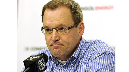 Penguins coach Dan Bylsma talks about the end of the team&#039;s 2011-2012 season.