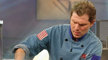Chef Bobby Flay, along with Emeril Lagasse and other celebrity chefs, will be at the Fabulous Food Show Saturday and Sunday in Cleveland.