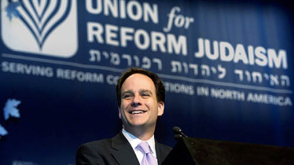 Rabbi Jonah Pesner: &quot;Pittsburgh is an incredible Jewish community.&quot;
