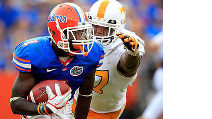 The Steelers selected Florida running back Chris Rainey with their fifth-round pick (159) Saturday in the NFL draft.