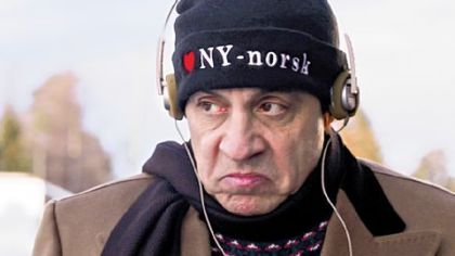 "Steven Van Zandt stars as a New York mobster who joins the federal witness protection program and moves to Lillehammer, Norway, in Netflix's original series ""Lilyhammer."""