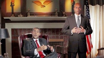 "Jordan Peele, left, and Keegan-Michael Key in ""Key & Peele"""
