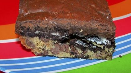 Slutty Brownies.
