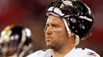 Ben Roethlisberger has struggled for a month because of his ankle injury. But this is the postseason == Roethlisberger's time of year.