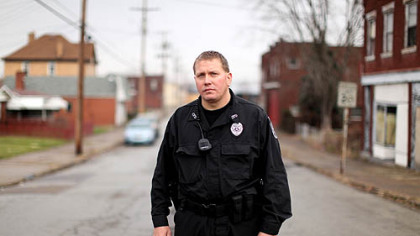 Clairton Police Chief Robert Hoffman was involved in a roundup of accused cocaine dealers, which focused on the Mon Valley but stretched to Georgia and Texas. The operation was orchestrated by the FBI and resulted in 11 arrests in Clairton.