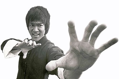 Bruce Lee Stunts