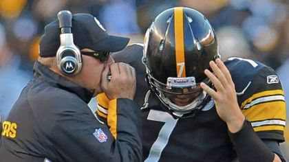 Bruce Arians and Ben Roethlisberger were close on and off the field.