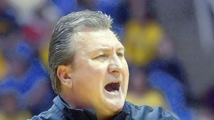 West Virginia&#039;s Bob Huggins: Hopefully [the fans] are on the phone now trying to get tickets because we are only going to get our allotment.&quot;