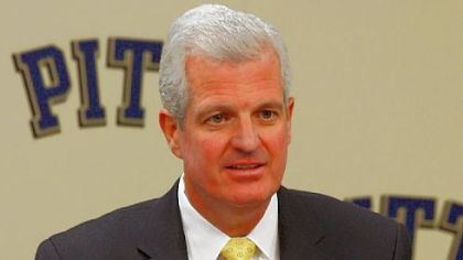 Steve Pederson doesn't rule out legal action to hasten exit from Big East.