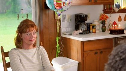 "Susan Sarandon plays Sharon in ""Jeff, Who Lives at Home."" Among her upcoming projects is ""The Company You Keep,""  a movie with Robert Redford and singing sensation Jackie Evancho."