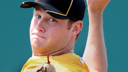 Pittsburgh Pirates' Gerrit Cole.