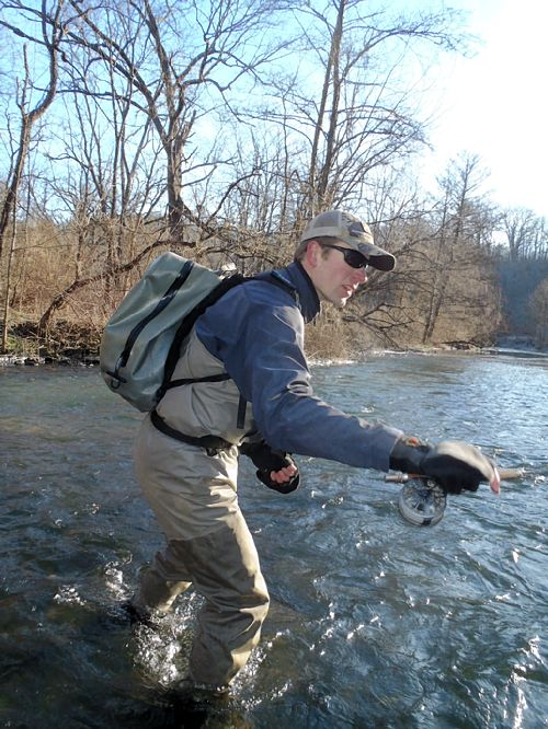 Fishing creek pennsylvania fly fishing reports conditions for Spring creek pa fishing report