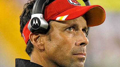 Former Kansas City Chiefs head coach Todd Haley has been named the Steelers' new offensive coordinator.