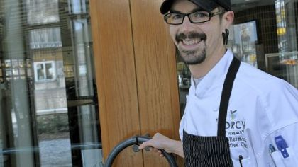 Kevin Hermann, executive chef of The Porch.