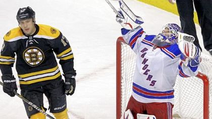 Rangers goalie Henrik Lundqvist is 8-1 with a 1.20 goals-against average and .955 save percentage in his past nine appearances.