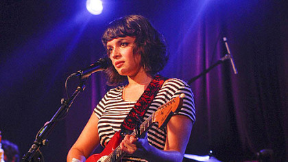 Norah Jones appeared Saturday at the SXSW Music Festival in Austin, Texas.