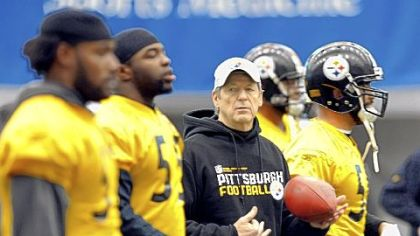 Count Steelers defensive coordinator Dick LeBeau among those who will be back for the 2012 season.