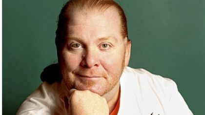 Chef Mario Batali, who&#039;s appearing at area Giant Eagle Market District stores.