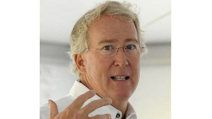 Chesapeake Energy CEO Aubrey McClendon in a 2011 photo.